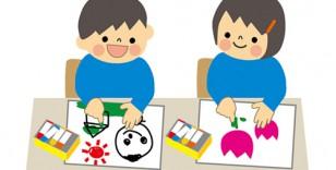 春休み子ども工作教室