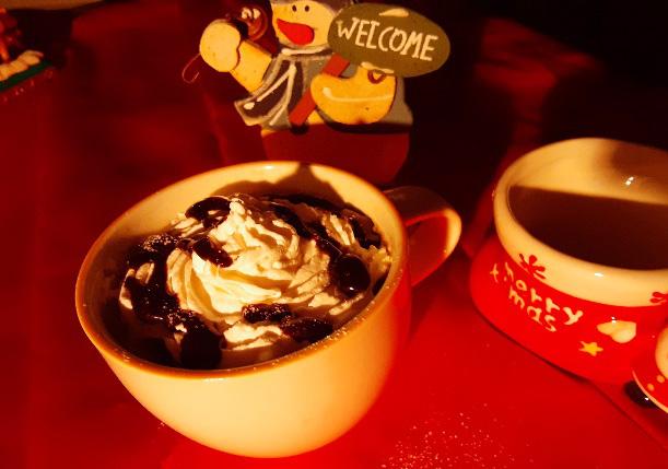ショコラホイップコーヒー