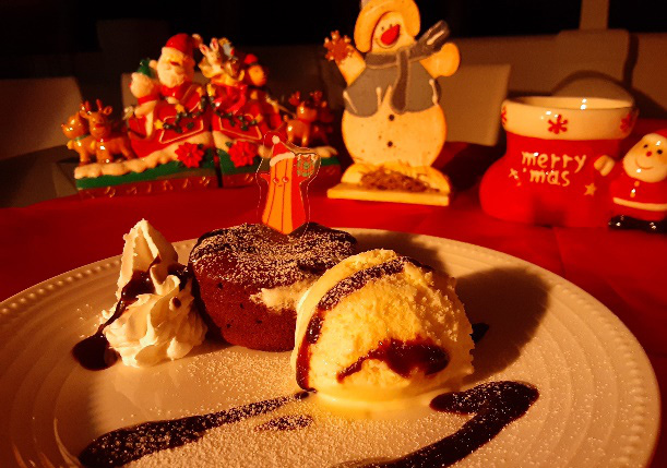 フォンダンショコラ・クリスマスVer
